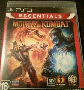 Игра Mortal Kombat ps3