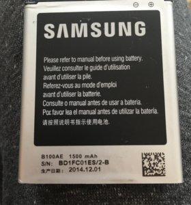 Аккумулятор для телефона самсунга
