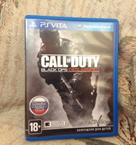 Call of Duty Black Ops Declassified (обмен)