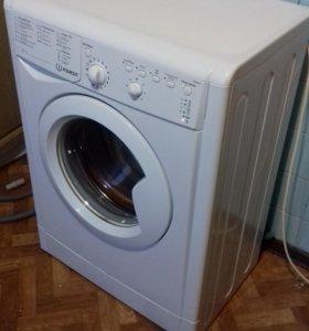 Узкая стиральная машина indesit iwsb 5085
