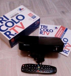 Самая новая модель Триколор ТВ GS 533М HD