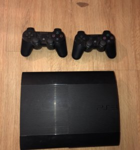 Продам PlayStation 3 slim 465 GB