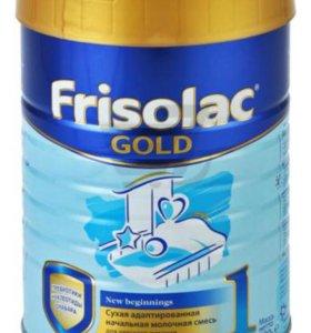 Смесь frisolac gold 1