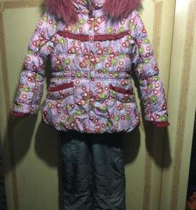 Зимний костюм фирмы Kiko