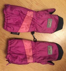 Непромокаемые рукавицы