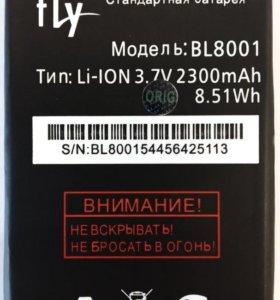 Аккумулятор Fly BL8001