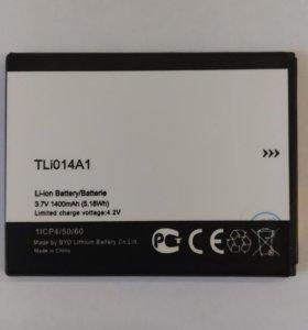 Аккумулятор Alcatel Tli014a1