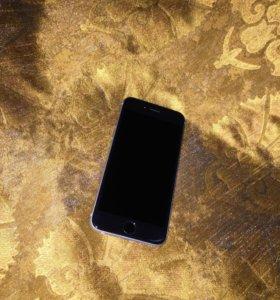 iPhone 6s-16gb .Серый Космос .