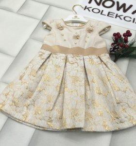 Различные платья от 1 года до 12 лет