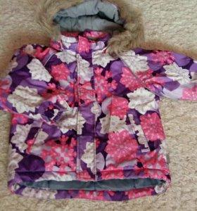 Куртка Хуппа зима