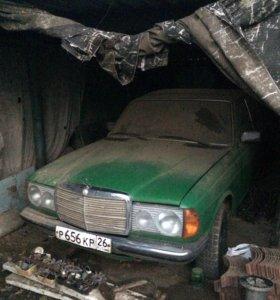 Mercedes- Benz W123