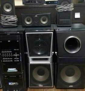 Музыкальный центр JVC.Продажа или обмен