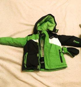 Лыжный костюм Chicco 104р