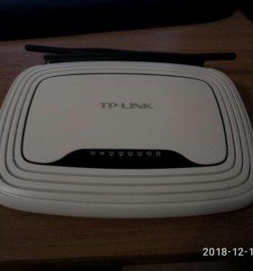 Wi-fi роутер TL-WR841N(RU)