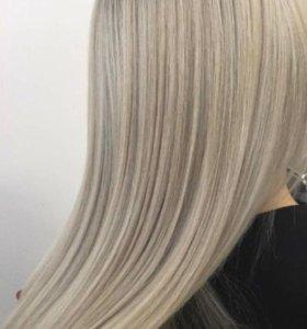 БОТОКС выпрямление волос