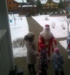 Дед Мороз и Снегурочка Зеленоград