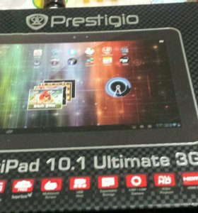 IPAD Prestigio Multitasking 10.1 Ultimate 3G