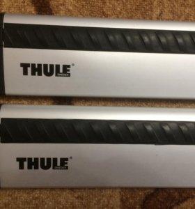 Аэродинамические дуги поперечины Thule WingBar 962