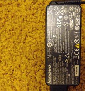 Зарядное устройство Lenovo