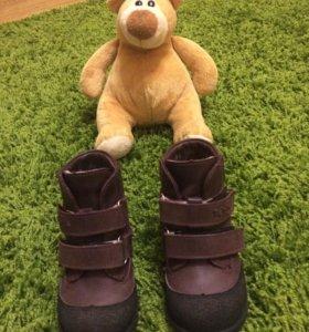 Ботиночки детские Тотто, 22 размер. 13,5-14 см.