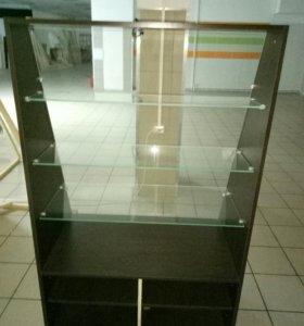 Продажа шкафов- горок для товара