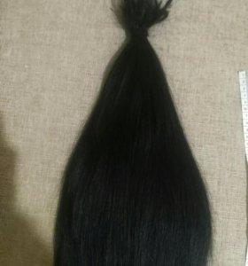 Волосы для наращивания .