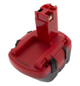 Аккумулятор для Bosch PSR 12-2, 12V, 3.0Ah, Ni-Mh