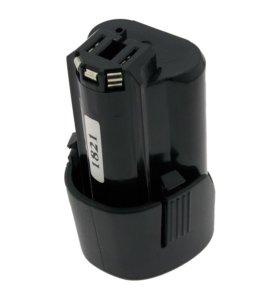 Аккумулятор для Bosch TSR 1080-2-LI, 10.8V, 1.5Ah