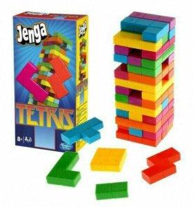 Tetris Jenga