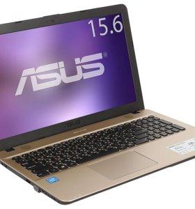Asus VivoBook Max X541SA 4 ядра