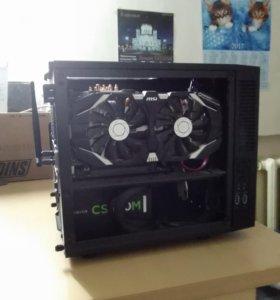 Msi GTX 1060 6gb oc
