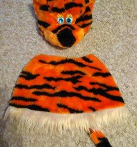 Львёнок карнавальный новогодний костюм