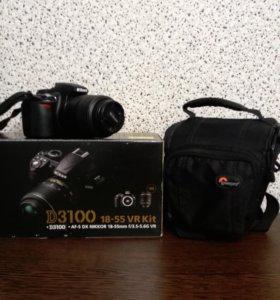 Фотоаппарат Nikon 3100