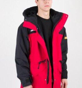 Куртка Codered (на флисе)