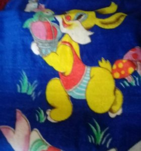 одеяло детское теплое