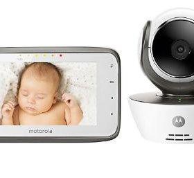 Видеоняня Motorola Wi-Fi камера MBP854CONNECT