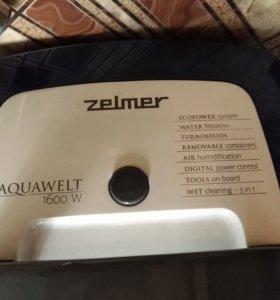 Моющий пылесос zelmer 1600 w