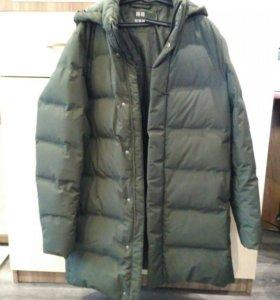 Куртка фирмы Юникло