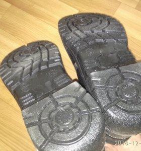 Ботинки 38размер