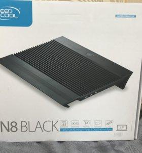 Охлаждение и подставка для ноутбука