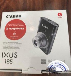 Новый Фотоаппарат Canon ixus 185