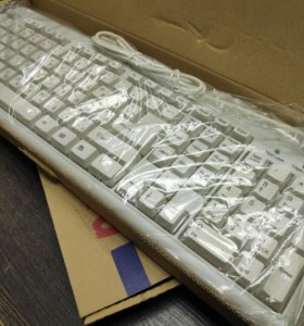 Клавиатура К-9820 Белая