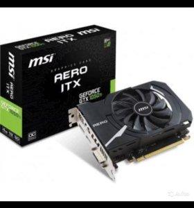 Игровая видеокарта 4 Gb GeForce GTX1050 Ti ОС