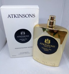Oud Save The Queen, Atkinsons.