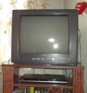 телевизор томпсон с плоским экраном 61 см в о/с