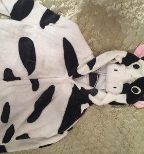 Костюм коровы кугурими