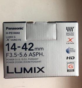 Объектив Panasonic