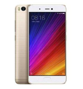 Xiaomi mi5s gold 64 gb