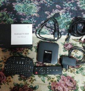 Смарт приставка(smart box TV)