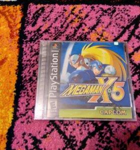 Megaman x5 ntsc USA